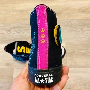 Converse Shoes - Converse Chuck Taylor All-Star Hi Seek Peace Shoes